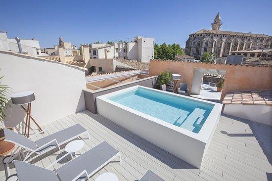Boutique hotel posada terra santa mallorca menorca for Design hotel mallorca